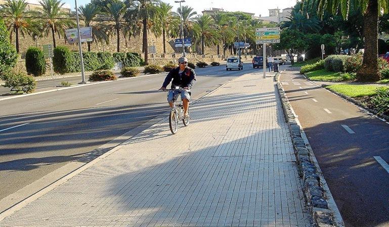 Las multas en bicicleta
