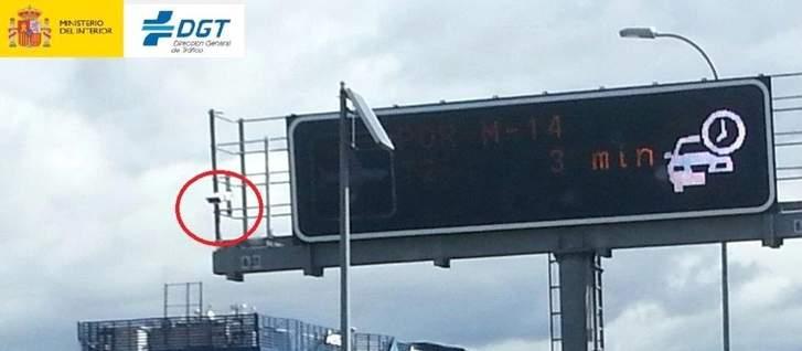 Radares de cinturón: dónde están