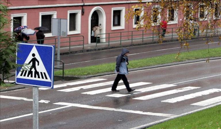 Peatones, los más vulnerables