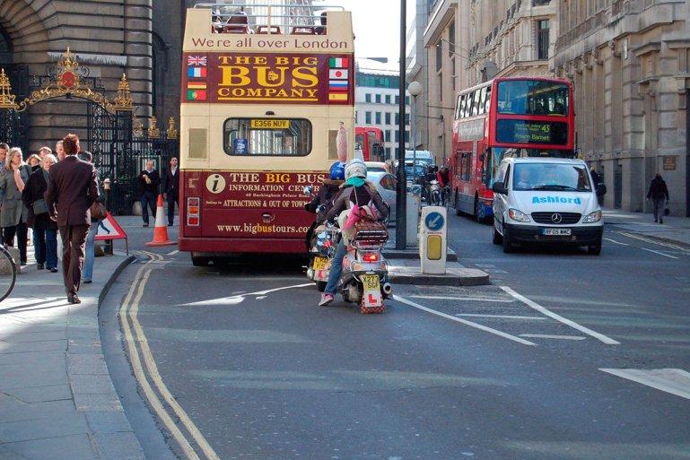 En Reino Unido un accidente puede costar cadena perpetua