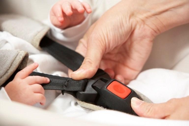 Sillas infantiles: cambio en la normativa