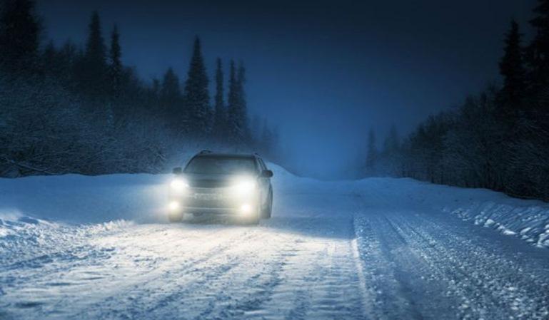 Multas por usar mal las luces del coche