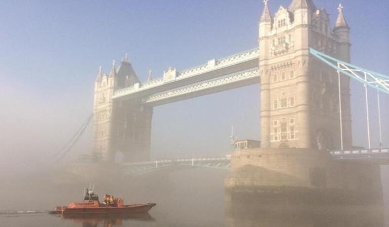 "Londres cobra ""peaje"" a los coches contaminantes"