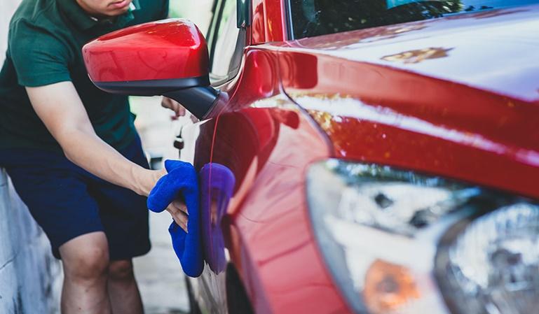 Trucos para limpiar el coche