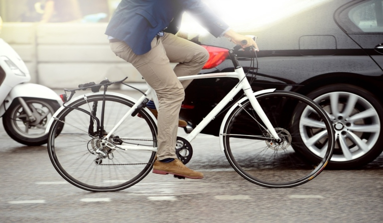 Las multas más frecuentes para los ciclistas