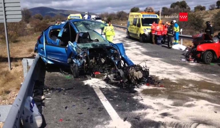 Cómo debemos atender a las víctimas de un accidente de tráfico