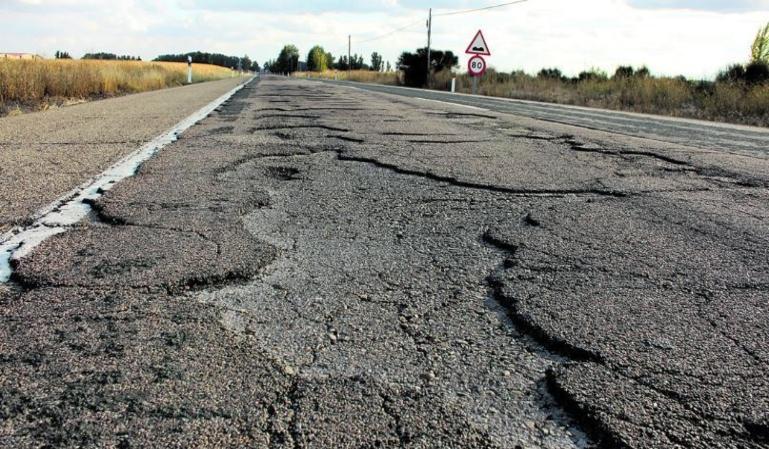 ¿Cómo influye el mal estado de las carreteras en el transporte?