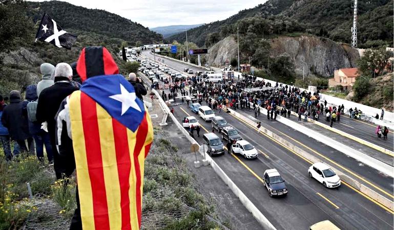 Protestas en Cataluña: consecuencias para el transporte