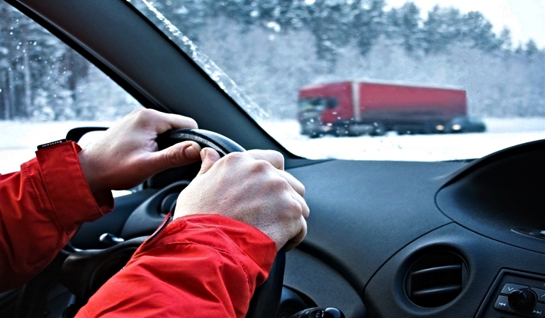 Consejos para combatir el frío en el coche