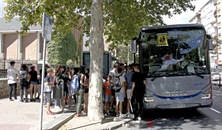 Transporte escolar: la DGT vigilará su seguridad