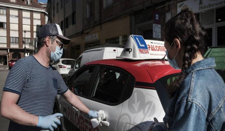 Exámenes de conducir: la DGT hace un balance de este verano