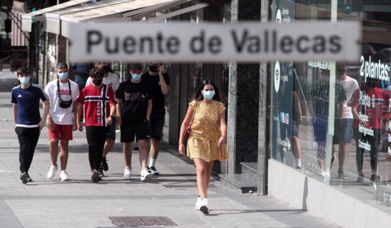 Restricciones a la movilidad en Madrid: zonas confinadas