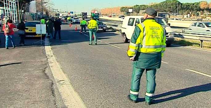 La 'casual' caída de multas de tráfico en Valencia