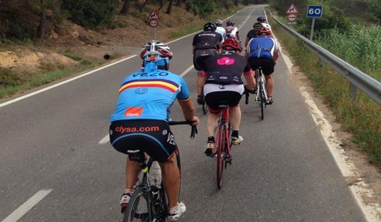 DGT pondrá límites temporales en vías con ciclistas