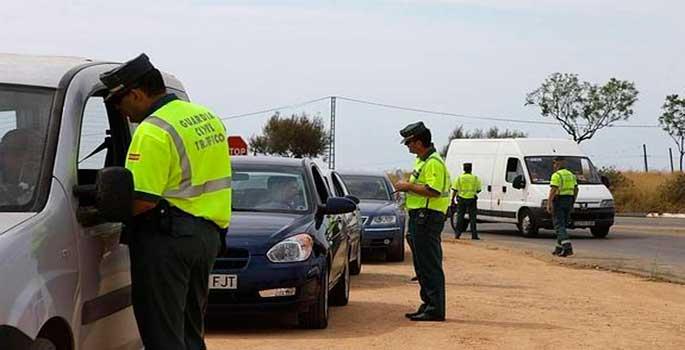 La Guardia Civil rectifica el valor de los auxilios frente a las multas