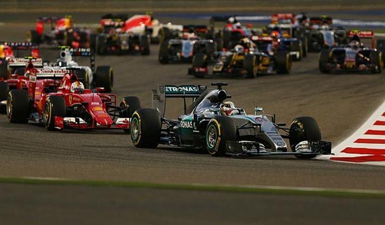 Horarios Fórmula 1 para 2016