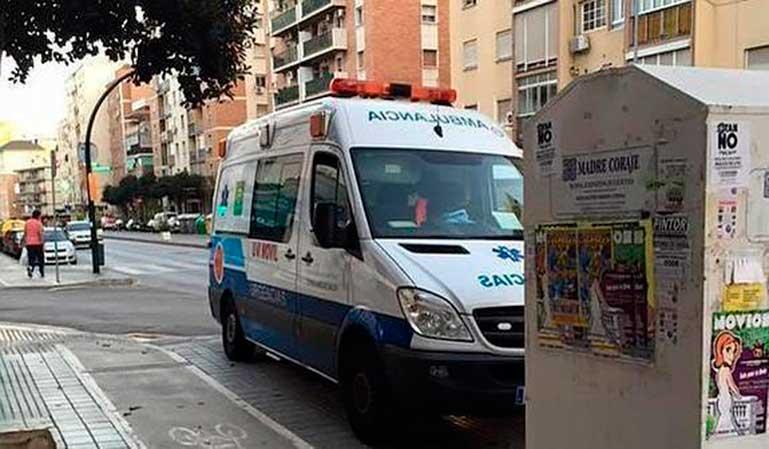 Multa de aparcamiento polémica a una ambulancia