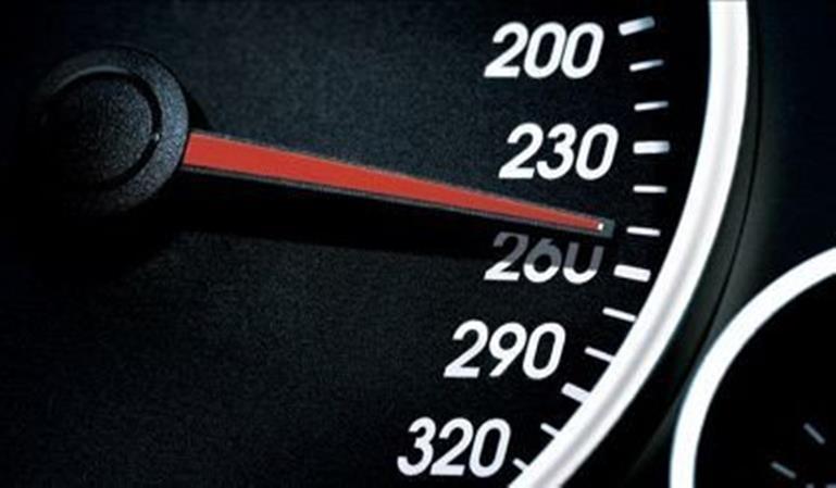 Multa exceso de velocidad