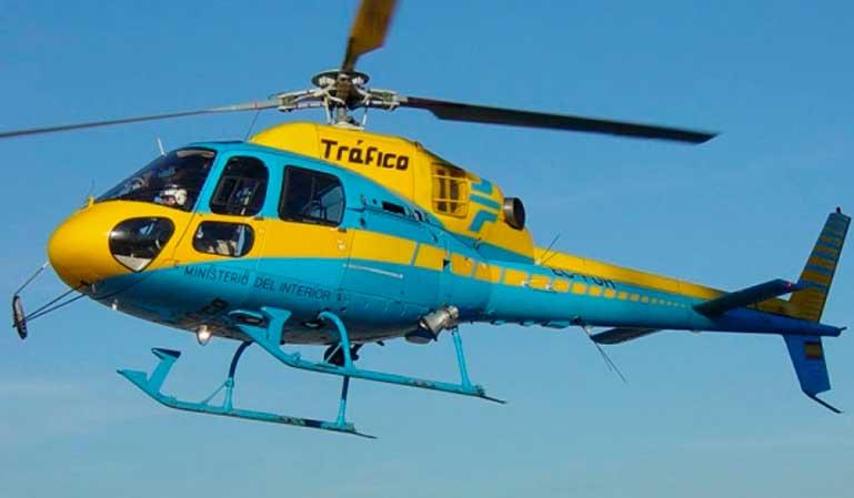 Las multas de tráfico habituales del radar Pegasus