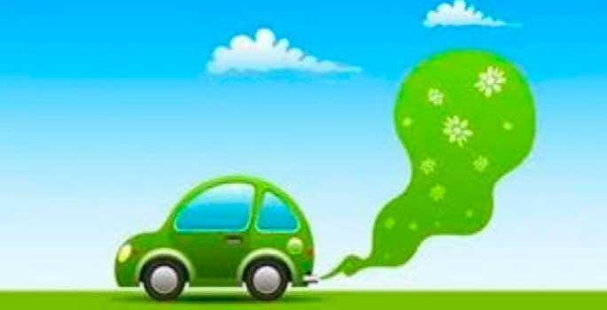 Tráfico envía ya distintivos ecológicos a los coches no contaminantes