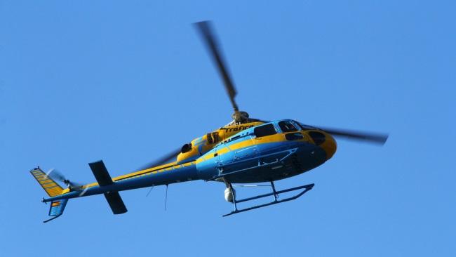 El quinto radar Pegasus para multar desde el aire
