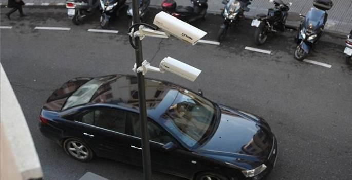 Una cámara sin señalizar para sorprender a los conductores con multas