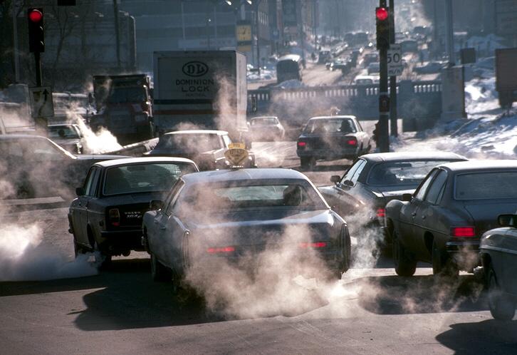 La solución para acabar con la contaminación en las ciudades