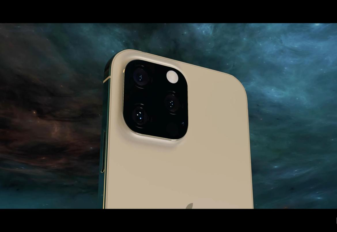Does the iPhone 13 Pro series ultra-wide-angle lens still use a sensor-type image stabilization mechanism and autofocus?  tech210304_iphone13pro_main