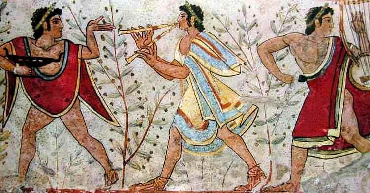 Risultati immagini per immagine etruschi