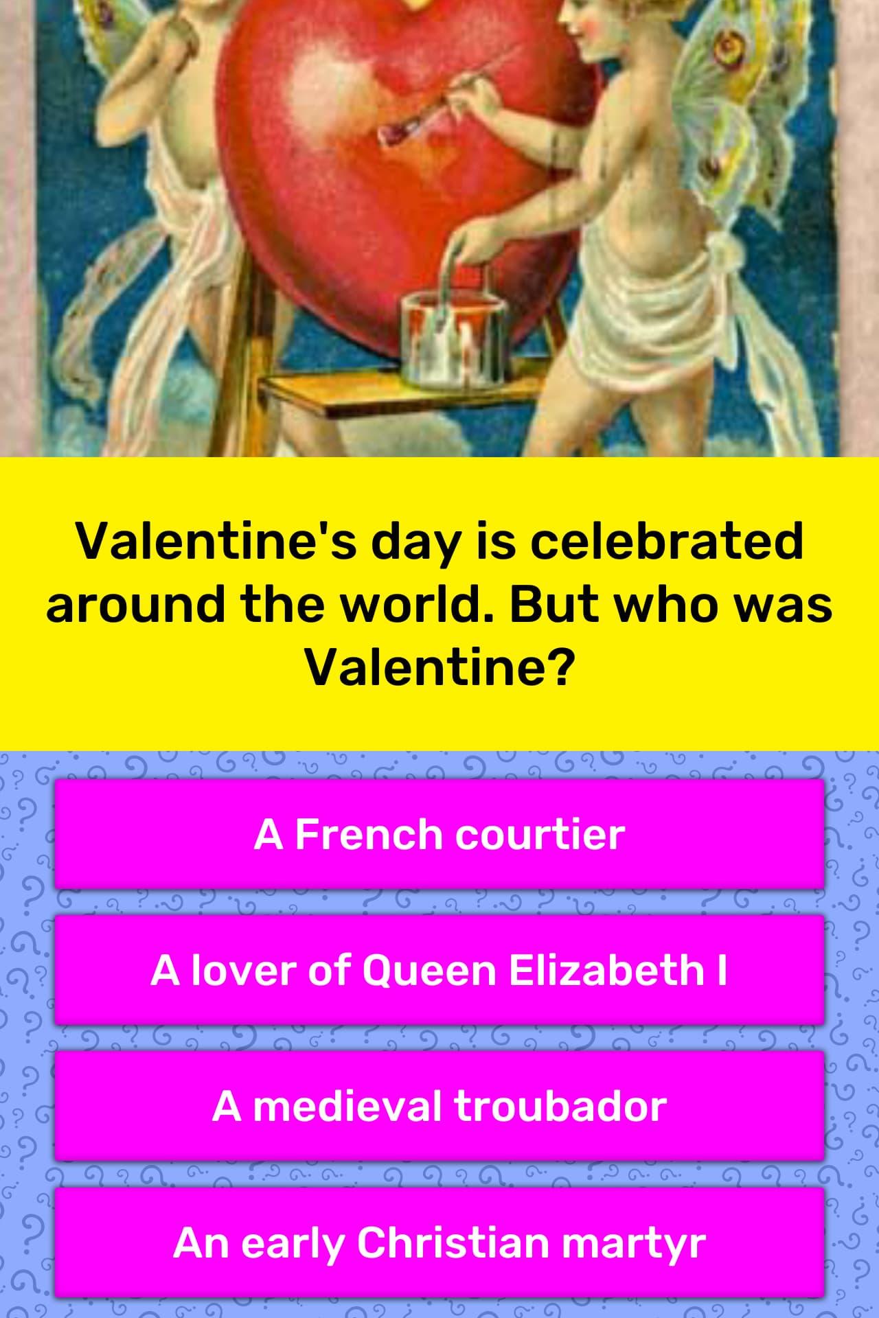 Valentine S Day Is Celebrated Around