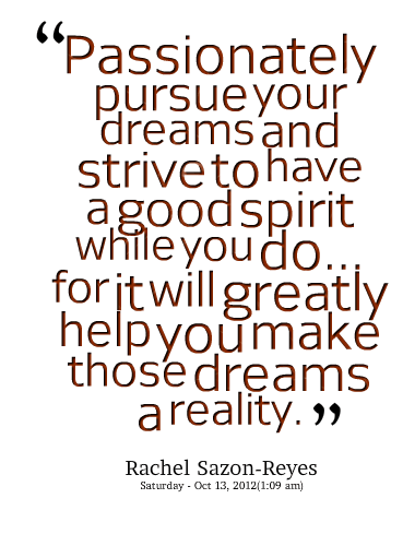 Image result for quotes on achieving your dreams
