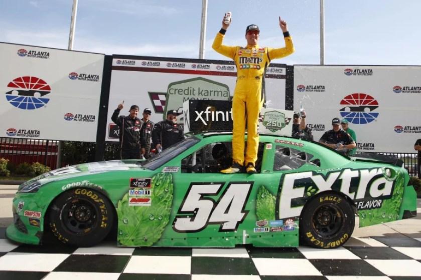 Atlanta Race Results: July 10, 2021 (NASCAR Xfinity Series) - Racing News