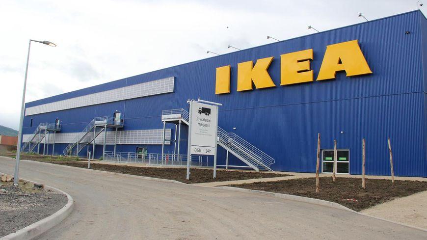 Ikea Sinstalle Au Nord De Perpignan