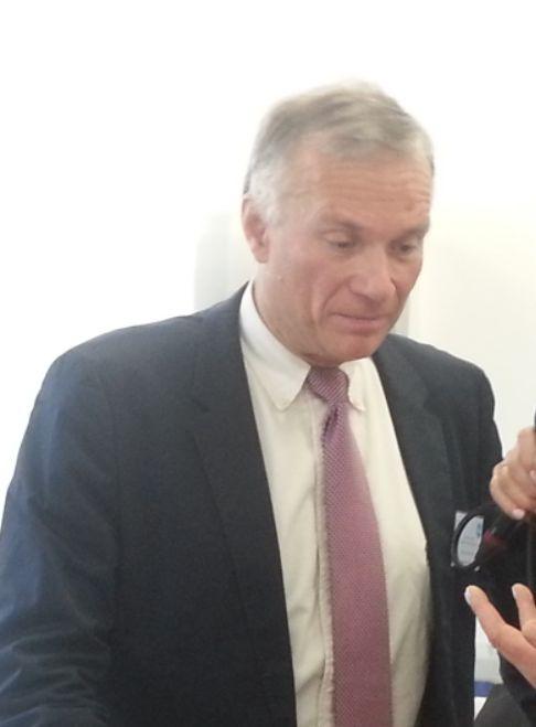 Le Professeur Marc Braun, doyen de la faculté de médecine de Nancy. - Radio France