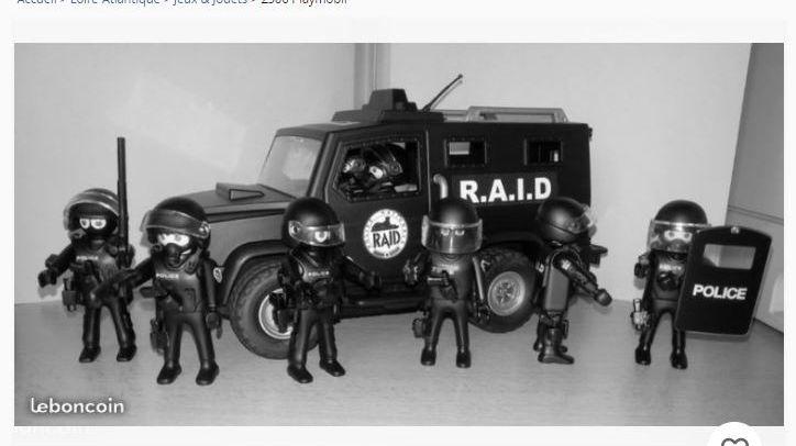 a notre dame des landes des gendarmes