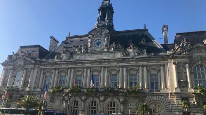 La mairie de Tours