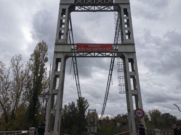 Le pont de Mirepoix-sur-Tarn - Radio France