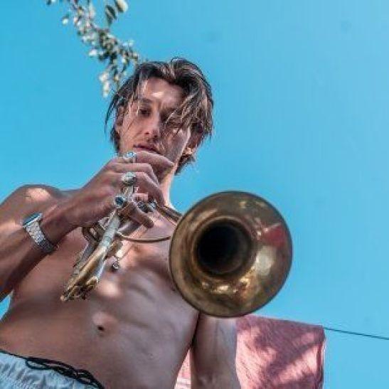 Le trompettiste Béesau