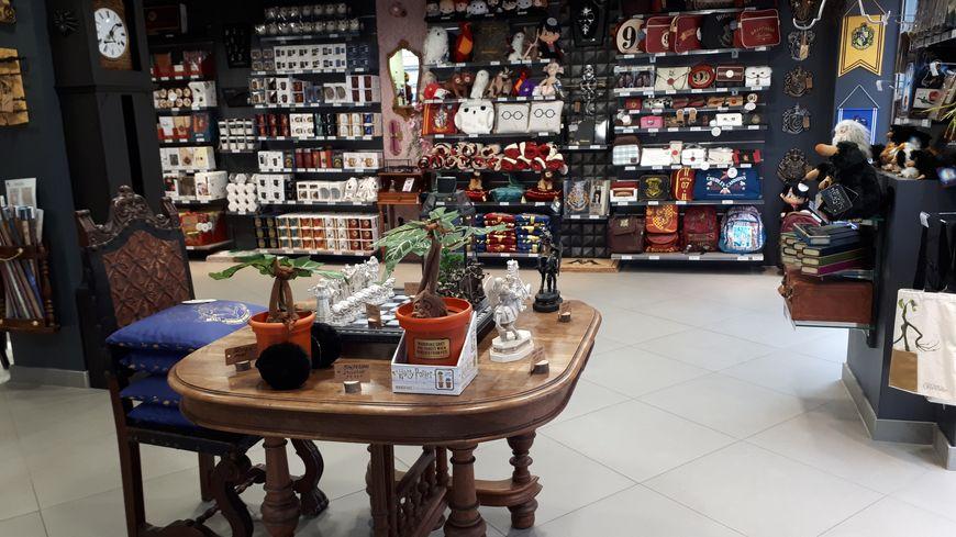 limoges la boutique harry potter
