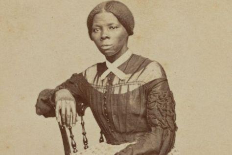 Portrait d'Harriet Tubman en 1868