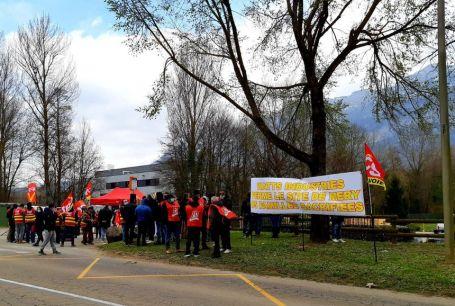 Les syndicats très mobilisés