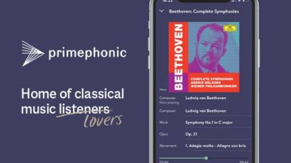 Apple launches into classical music