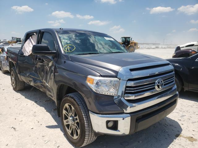 """To find your toyota tundra part from a recycler near you, just enter the year and part type you wish to locate and your zip code in the above form and press the """"find"""" Auction Ended Salvage Car Toyota Tundra 2016 Gray Is Sold In Haslet Tx Vin 5tfdw5f11gx528094"""