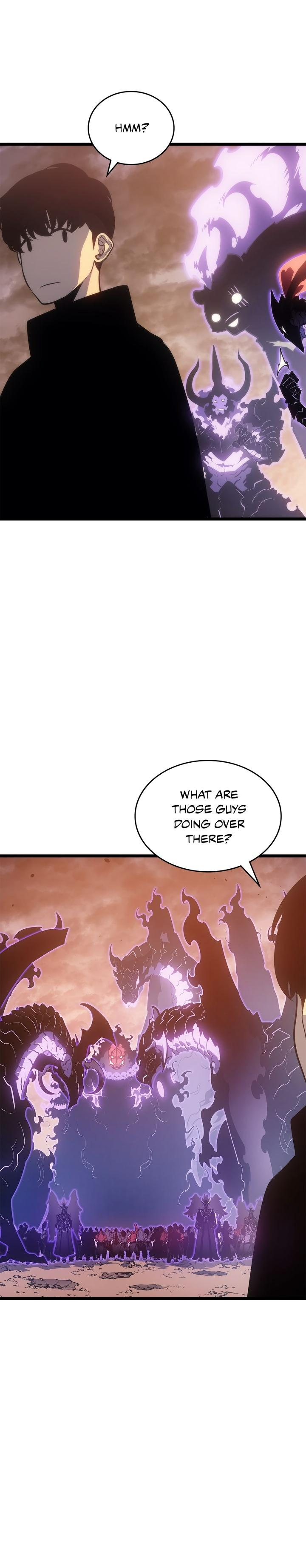 Solo Leveling Chapter 168 Page 6