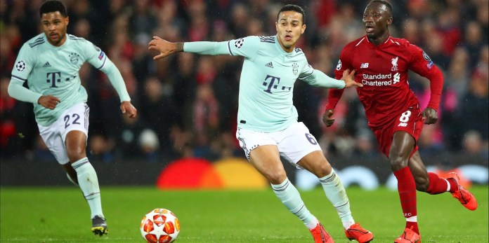Liverpool have no interest in signing Thiago - Read Liverpool