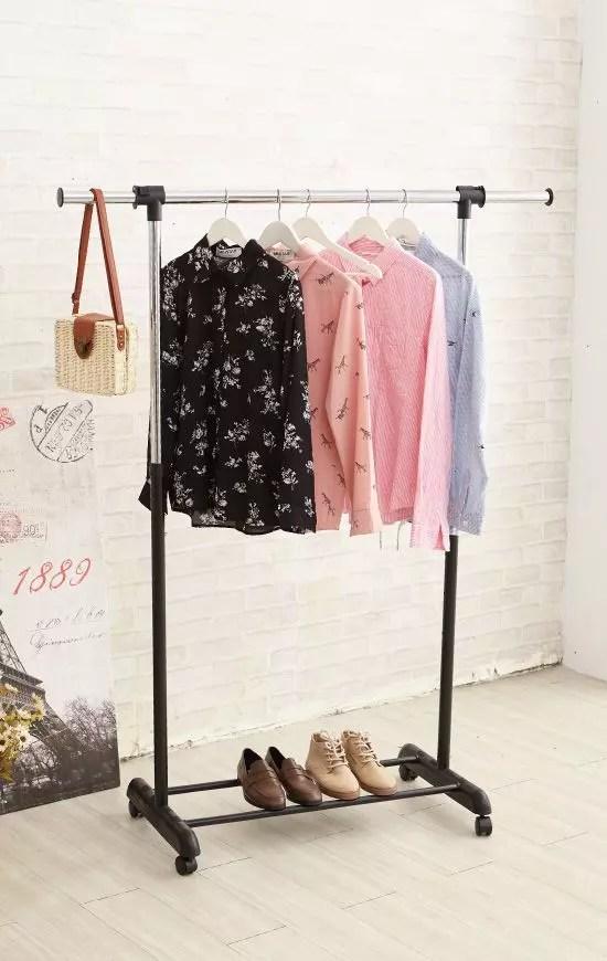 single garment rack manufacturing