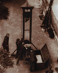 Execution of Eugene Weidmann