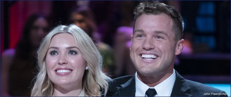 """Colton Underwood gushes he's """"so proud"""" of 'The Bachelor ..."""