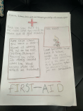 Thurs 21st Jan - Health, Well-Being and Relationship - First Aid Basic Skills (21 Jan 2021 at 14_46)
