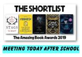 Short-listed books